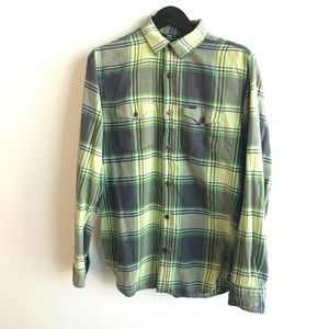 Hurley Men's Casual Button Down Size M